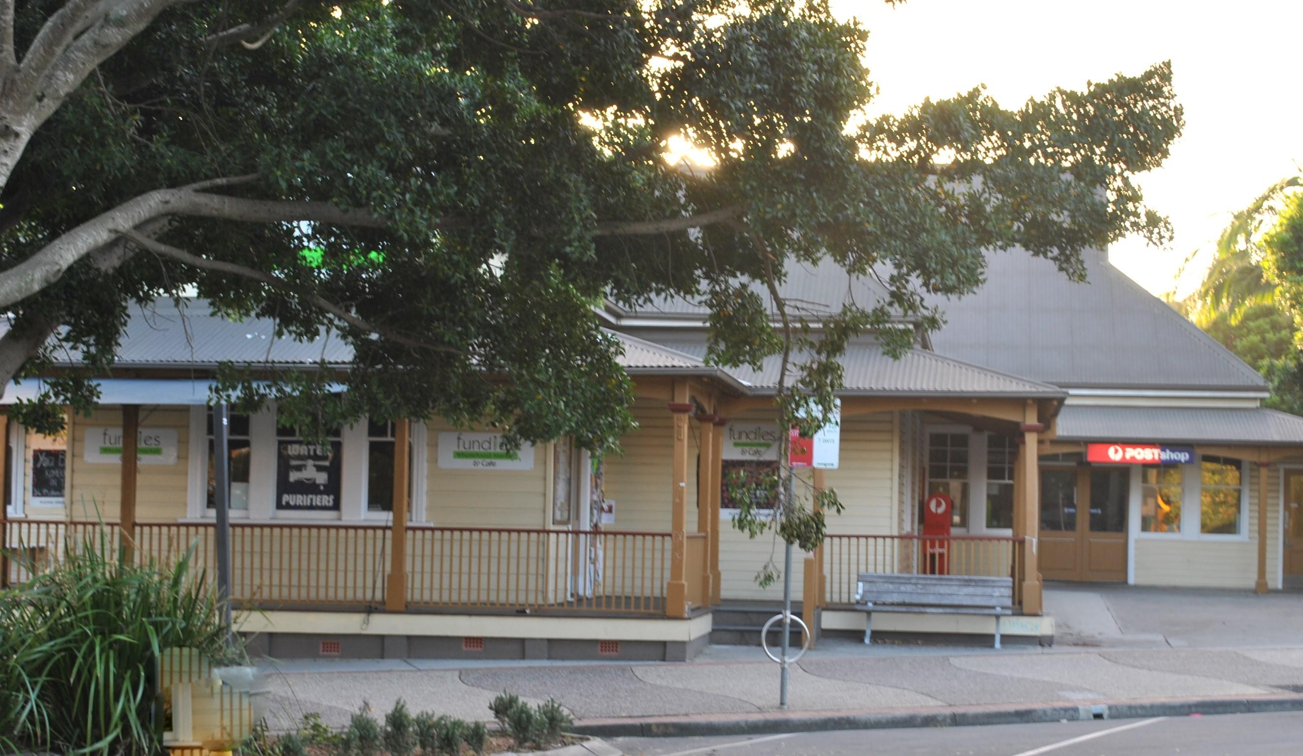 Byron Bay Post Office – 2016Main Photo.